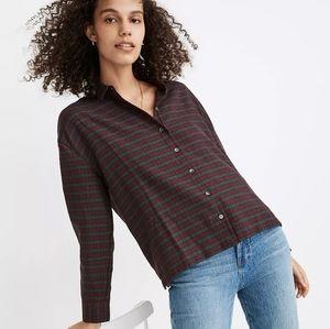 Madewell Westlake Pfeiffer Plaid Shirt